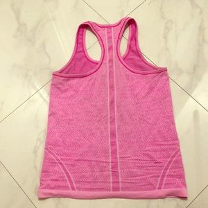 EUC Lululemon Swiftly Tech Tank